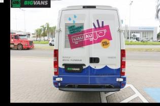 Iveco 2018 Daily 35S14 Furgão Petshop Móvel Branco (7614)